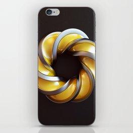 Mobious Twist iPhone Skin