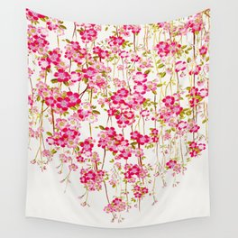 Cherry Blossom 1 Wall Tapestry
