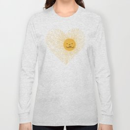 You are the Sunshine of my heart Long Sleeve T-shirt