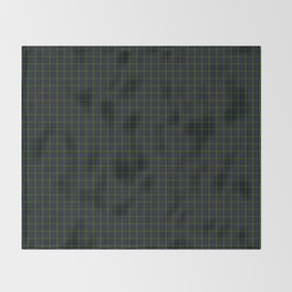 Blackwatch Tartan Throw Blanket