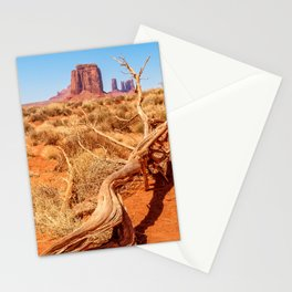 That way to Artist Point -Monument Valley Stationery Cards