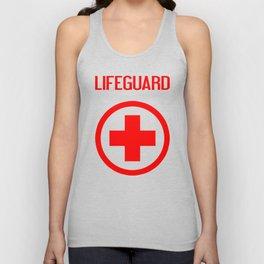 Lifeguard Unisex Tank Top
