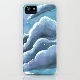 chunk of sky #2 iPhone Case