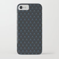 abyss iPhone & iPod Cases featuring abyss by westchestrian_art
