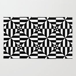 optical pattern 15 Rug