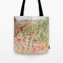 Aquarelle dreams of nature Tote Bag