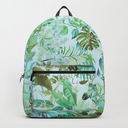 greenery gardens 1 Backpack