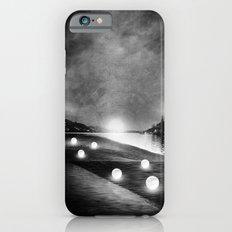 Field of lights (B&W) iPhone 6s Slim Case