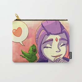Teen Titans BBRae: Bird Talk Carry-All Pouch