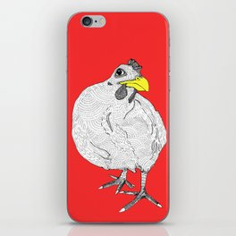ChickChick iPhone Skin