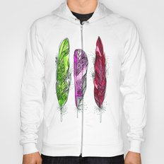 Dream Feathers 3 Hoody