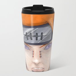 Almighty Push Metal Travel Mug