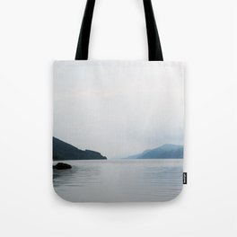 Tranquil Loch Ness Tote Bag