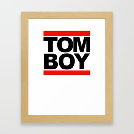 TB Framed Art Print