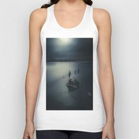 boys Tank Tops featuring Rude boys II by HappyMelvin