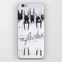 fifth harmony iPhone & iPod Skins featuring Reflection Harmony by Leticia