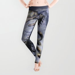 Under the Shadow of a God Leggings