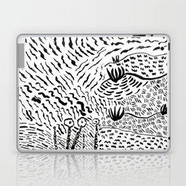 Beach Abstract (1) Laptop & iPad Skin