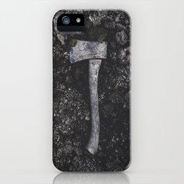 Burry it  iPhone Case