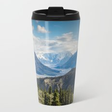 Mountain Landscape # sky Travel Mug