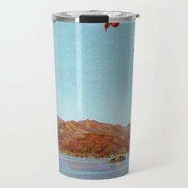 Stresa Borromeo Lake Maggiore 1927 Travel Mug