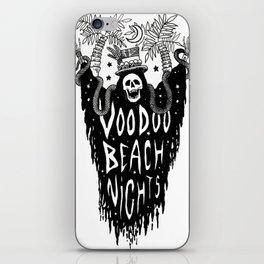 Voodoo Beach Nights iPhone Skin