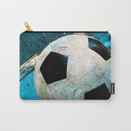The soccerball version 2 Carry-All Pouch
