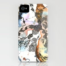 Is that a sea plant or a sea animal?  Slim Case iPhone (4, 4s)