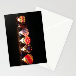 Balloon Glow  Stationery Cards