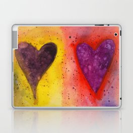 Heart No. 14 Laptop & iPad Skin