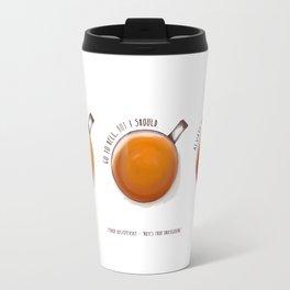 TEA PRINT Travel Mug