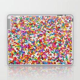 Rainbow Sprinkles Laptop & iPad Skin