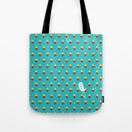 014 OWLY space travel Tote Bag