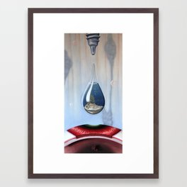 """Dropper"" Framed Art Print"