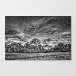 Tatton Hall, Knutsford Cheshire Canvas Print
