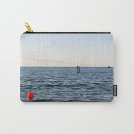 Baltic Sea - Warnemuende Beach  Carry-All Pouch