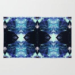 Nashira - Abstract Costellation Painting Rug