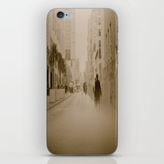 Somewhere in Downtown iPhone & iPod Skin