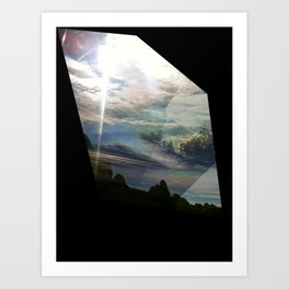 Other Worlds Art Print