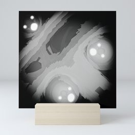 Boo Ghost Mini Art Print
