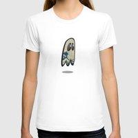 hokusai T-shirts featuring Hokusai Phantom by Cozmicflight