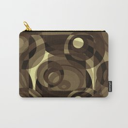 Retro Kringle Carry-All Pouch