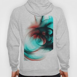 abstract fractals 1x1 reac2si Hoody