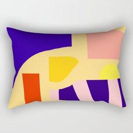 Saguaro desert Rectangular Pillow