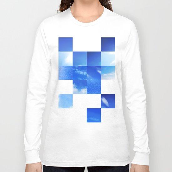 Mother Nature's Quilt Long Sleeve T-shirt