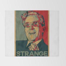 Stangelove Throw Blanket