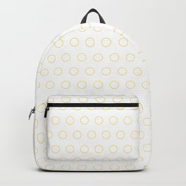 EMPTY DOT ((tuscan)) Backpack