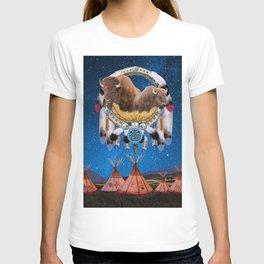 BUFFALO DREAM CATCHER T-shirt