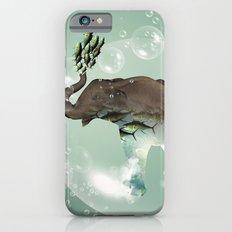 Cute elephant Slim Case iPhone 6s