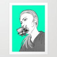 VM-Orthodontia Art Print